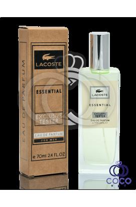 Парфюмированная вода Lacoste Essential Exclusive Tester