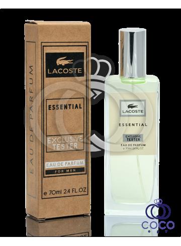 Парфюмированная вода Lacoste Essential Exclusive Tester фото