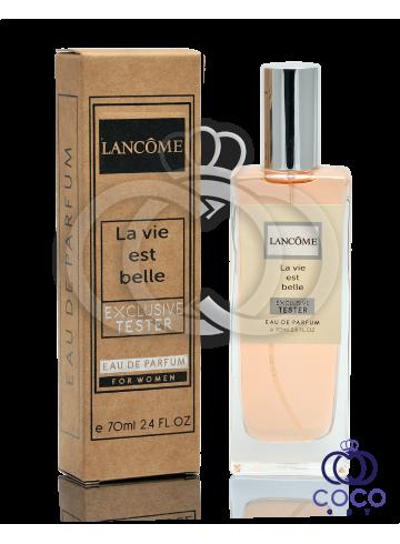 Парфюмированная вода Lancome La Vie Est Belle Exclusive Tester фото