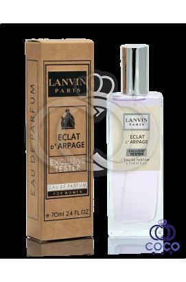 Парфюмированная вода Lanvin Eclat D`Arpege Exclusive Tester