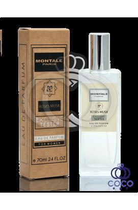 Парфюмированная вода Montale Roses Musk Exclusive Tester