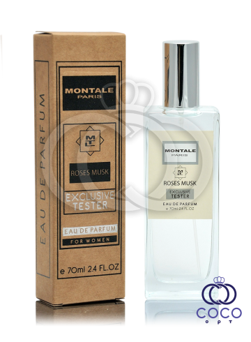 Парфюмированная вода Montale Roses Musk Exclusive Tester фото