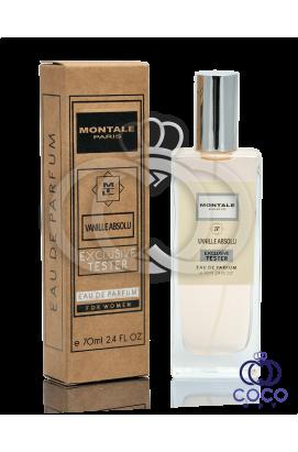 Парфюмированная вода Montale Vanille Absolu Exclusive Tester