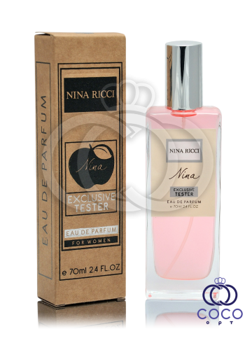 Парфюмированная вода Nina Ricci Nina Exclusive Tester фото