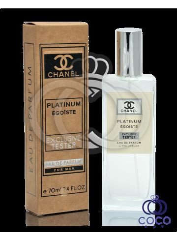 Парфюмированная вода Chanel Platinum Egoist Exclusive Tester фото