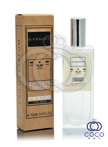 Парфюмированная вода Givenchy Play Intense For Men Exclusive Tester фото