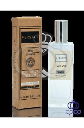 Парфюмированная вода Versace Man Eau Fraiche Exclusive Tester