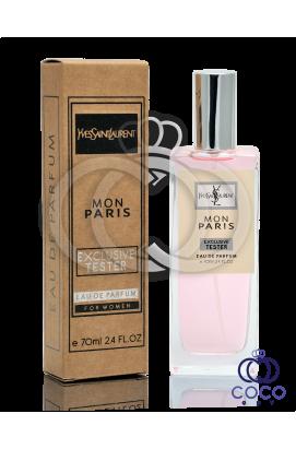 Парфюмированная вода Yves Saint Laurent Mon Paris Exclusive Tester