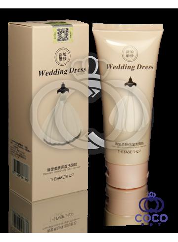 Увлажняющая пенка для умывания с гиалуроновой кислотой Wedding Dress фото