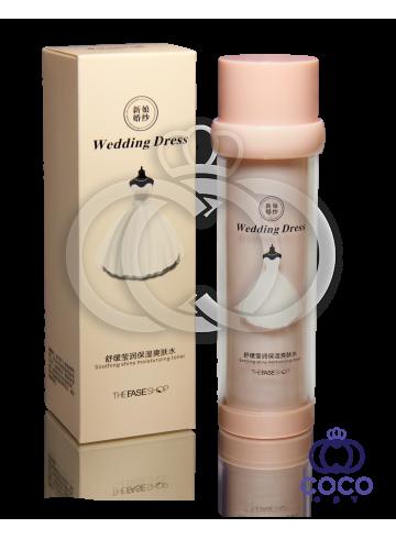 Увлажняющий тонер с гиалуроновой кислотой и растительным комплексом Wedding Dress фото