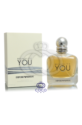 Парфюмированная вода Giorgio Armani Emporio Armani Because It's You
