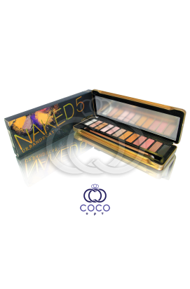 Тени для век Naked 5 Urban Decay