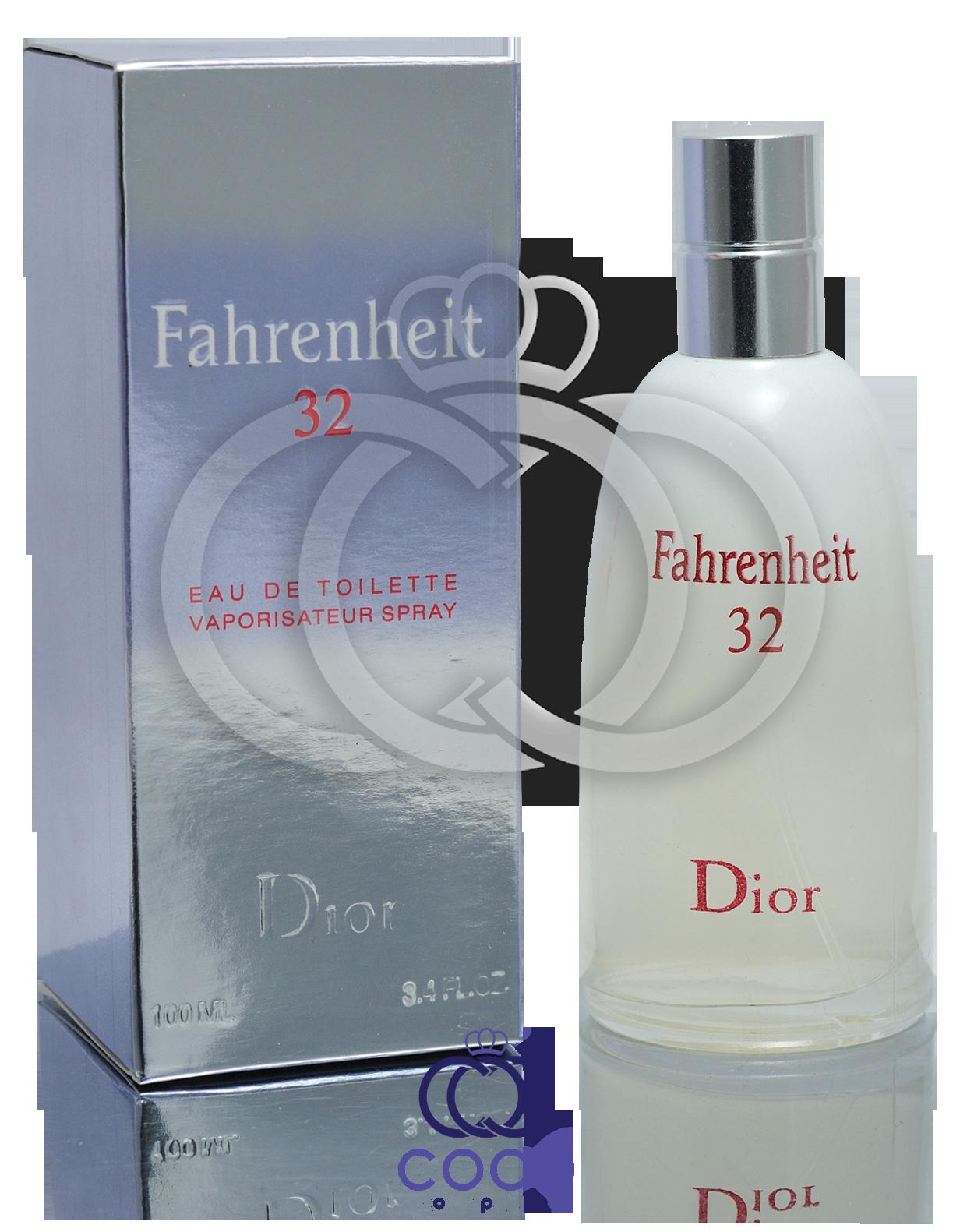 туалетная вода Fahrenheit Dior цена