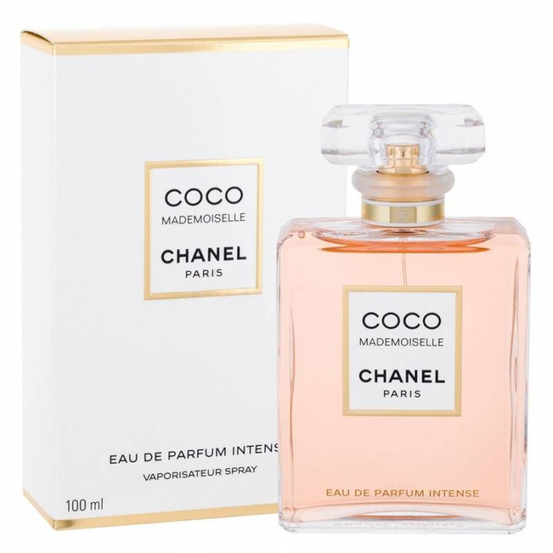 парфюмированная вода Chanel Coco Mademoiselle Eau De Parfum Intense